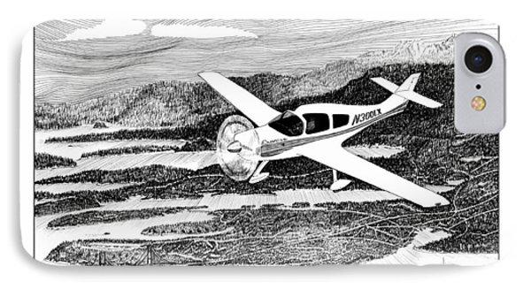 Gig Harbor Flyover Phone Case by Jack Pumphrey