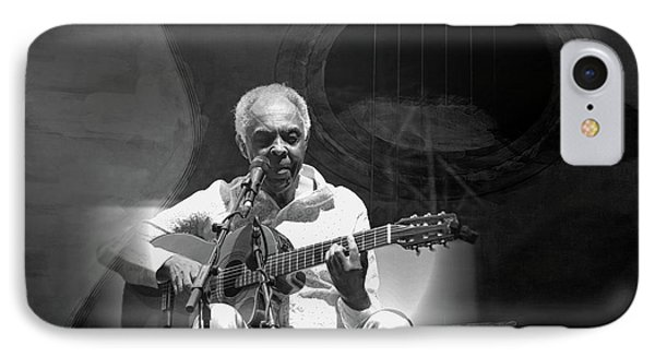 Gilberto Gil IPhone Case