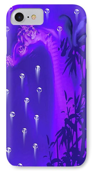 IPhone Case featuring the painting Gilly The Giraffe-by Sherri Of Palm Springs by Sherri  Of Palm Springs