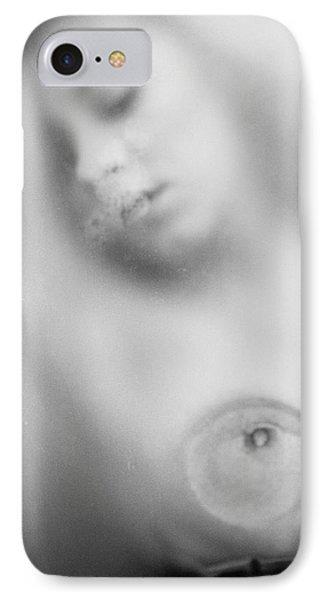 Girl #7355 IPhone Case by Andrey Godyaykin
