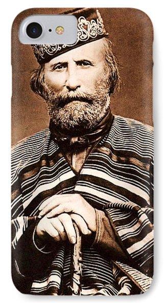 Giuseppe Garibaldi IPhone Case