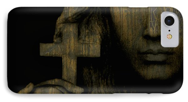 Give Me Peace On Earth IPhone Case by Paul Lovering