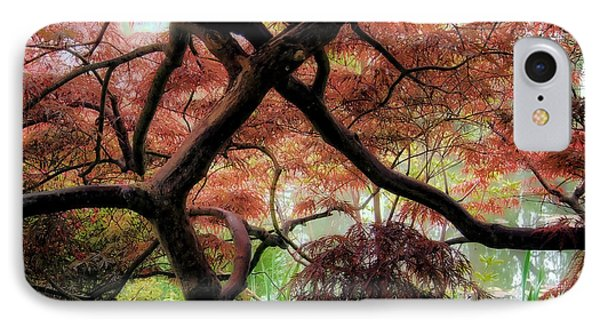 Giverny Gardens IPhone Case by Jim Hill