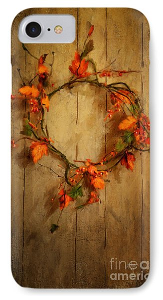 Giving Thanks IPhone Case by Lois Bryan