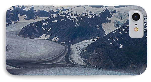 Glacial Curves IPhone Case