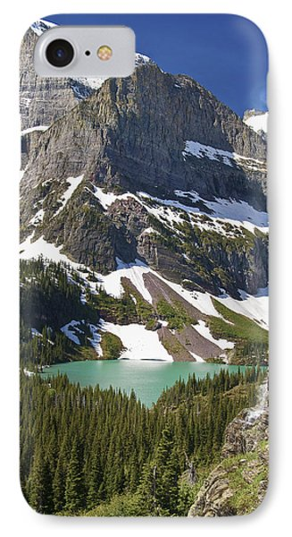 Glacier Backcountry IPhone 7 Case