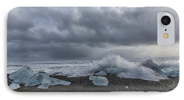 Glacier Ice 2 IPhone Case