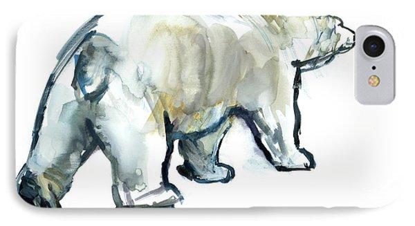 Glacier Mint IPhone 7 Case by Mark Adlington