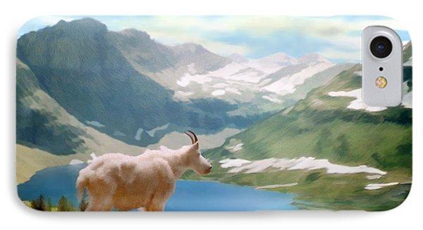 Glacier National Park Phone Case by Kurt Van Wagner