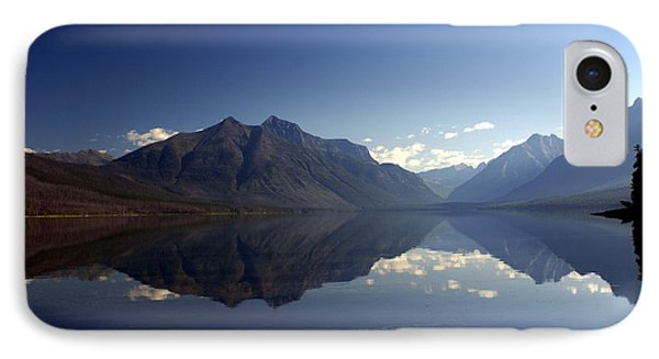 Glacier Reflections 2 Phone Case by Marty Koch