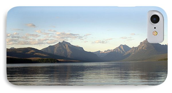 Glacier Reflections 3 Phone Case by Marty Koch