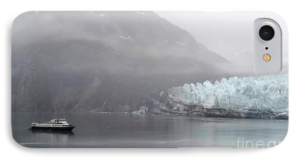 Glacier Ride IPhone Case by Zawhaus Photography