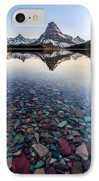 Glacier Skittles IPhone Case by Aaron Aldrich