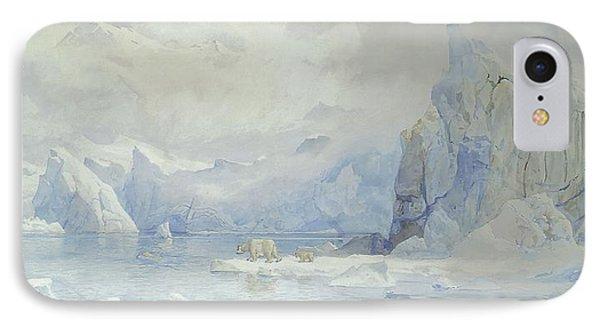 Glacier IPhone Case by Tristram Ellis