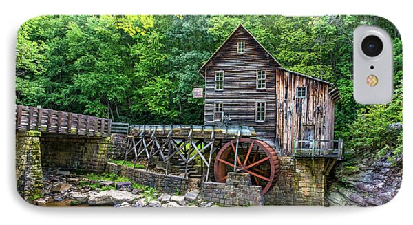 Glade Creek Grist Mill 2 IPhone Case