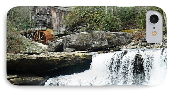 Glade Creek Grist Mill In Color IPhone Case by Jack Paolini