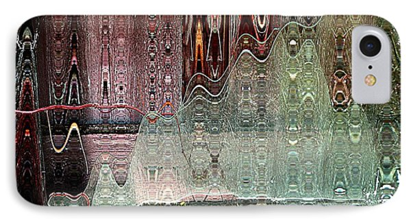 Glass House Phone Case by Shirley Sirois