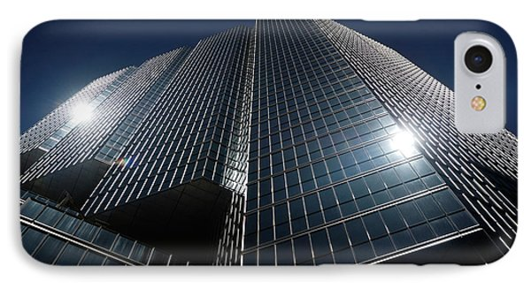 Glass Office Building Phone Case by Oleksiy Maksymenko