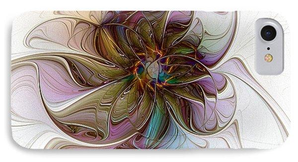 Glass Petals IPhone Case