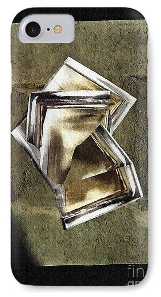 Glass Sculpture IPhone Case by Sarah Loft