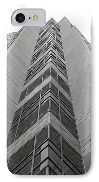 IPhone Case featuring the photograph Glass Tower by Rob Hans