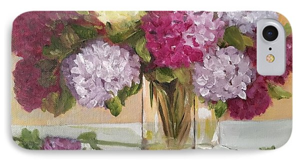 Glass Vase IPhone Case