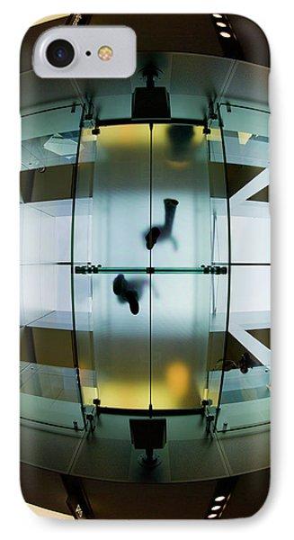 Glass Walkway Apple Store Stockton Street San Francisco IPhone Case