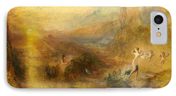 Glaucus And Scylla  IPhone Case by Joseph Mallord William Turner