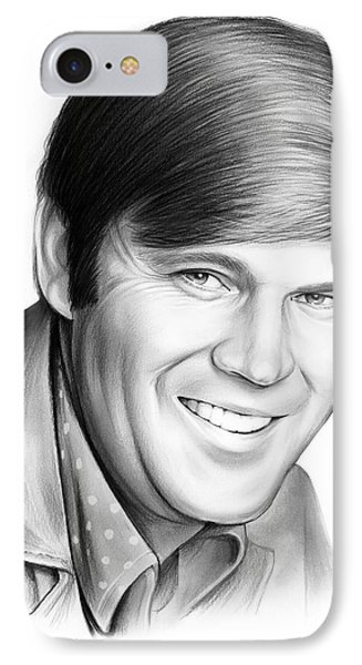 Glen Campbell IPhone Case