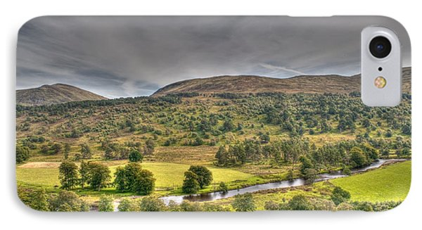 Glen Lyon Scotland IPhone Case