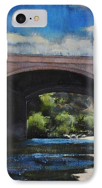 Glendale Bridge IPhone Case