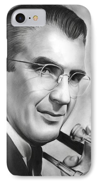 Glenn Miller IPhone 7 Case by Greg Joens