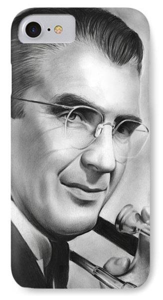 Glenn Miller IPhone 7 Case by Greg Joens