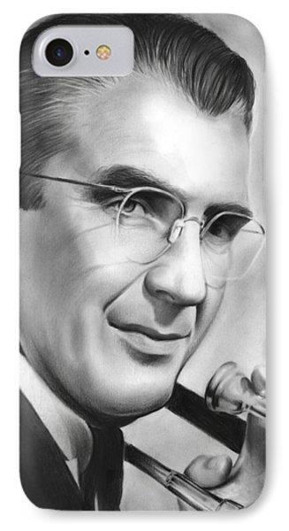 Glenn Miller IPhone Case by Greg Joens