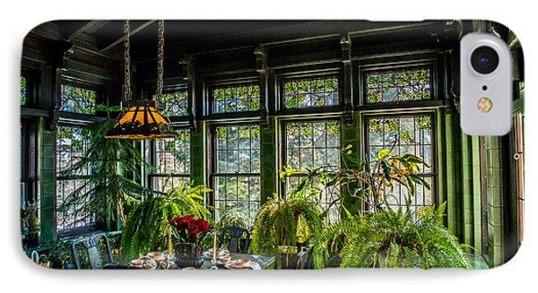 Glensheen Mansion Breakfast Room IPhone 7 Case by Paul Freidlund