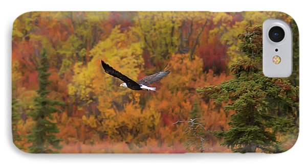 Glide Path IPhone 7 Case by Ed Boudreau
