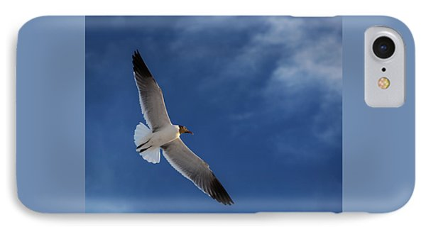 Glider IPhone 7 Case by Don Spenner