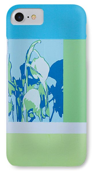Glimpse Of Nature- Snowdrops IPhone Case