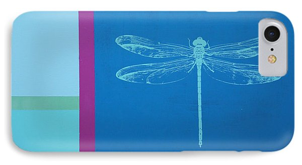 Glimspe Of Nature-dragonfly IPhone Case