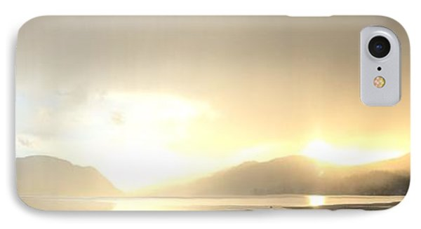 Glittering Shower IPhone Case by Victor K