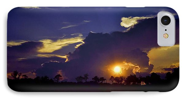 IPhone Case featuring the photograph Glorious Days End by Jan Amiss Photography