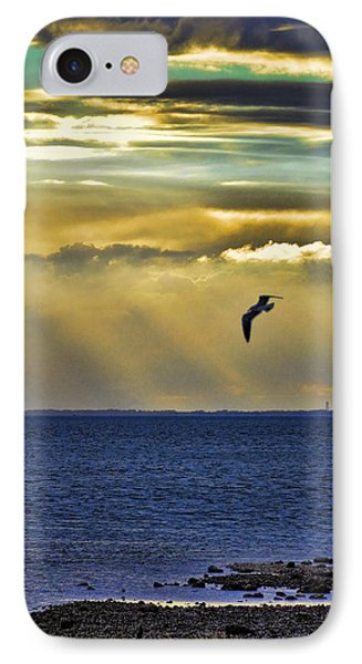 IPhone Case featuring the photograph Glorious Evening by Jan Amiss Photography
