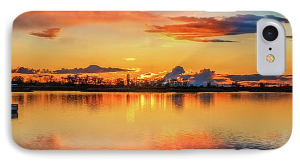 IPhone Case featuring the photograph Glorious Evening by Robert Bales