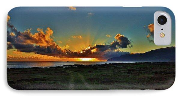 Glorious Sunrise IPhone Case by Craig Wood