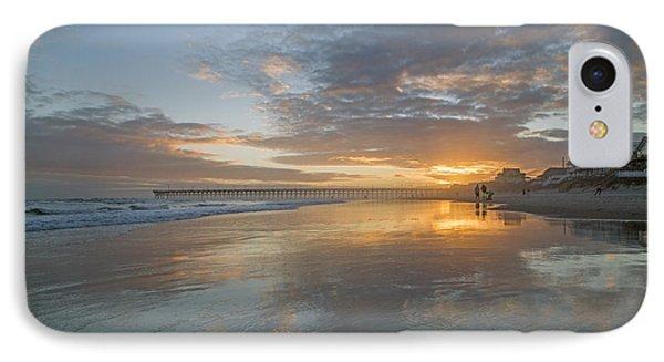 Glorious Sunset Island  IPhone Case