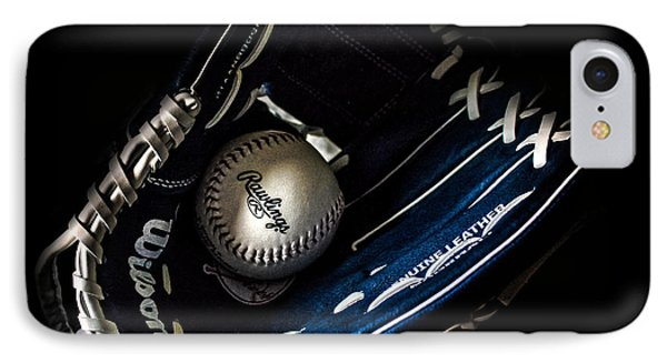 Glove And Ball IPhone Case