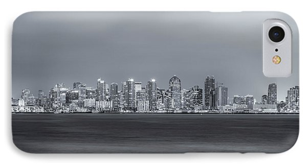 Glowing In The Night IPhone Case by Joseph S Giacalone