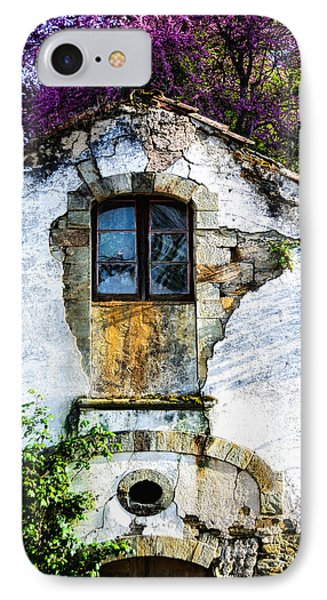 IPhone Case featuring the photograph Glowing Old Window In Portugal by Marion McCristall