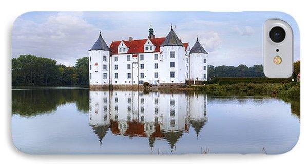 Gluecksburg Castle - Germany IPhone Case by Joana Kruse
