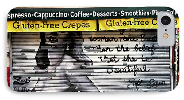 Gluten-free Crepes IPhone Case by John Rizzuto